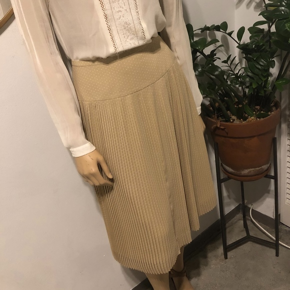 Banana Republic Dresses & Skirts - GORGEOUS BANANA REPUBLIC PLEATED SKIRT